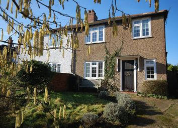 Thumbnail 3 bedroom semi-detached house for sale in Castle Road, Saltwood, Hythe