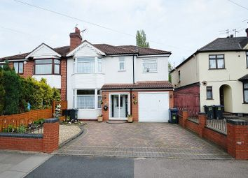 Thumbnail 5 bedroom semi-detached house for sale in Langleys Road, Birmingham, West Midlands.