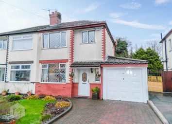 Thumbnail 3 bedroom semi-detached house for sale in Bradford Road, Farnworth, Bolton, Lancashire