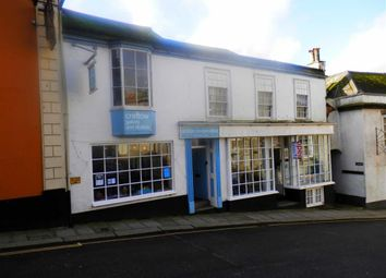Thumbnail Commercial property for sale in 6-8, Church Street, Helston