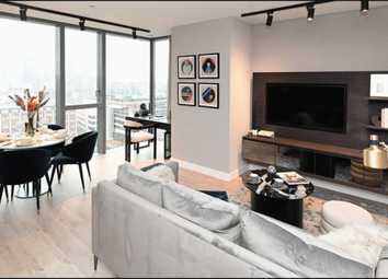 Thumbnail 1 bed flat for sale in Carrara Tower, 250 City Road, Old Street, London
