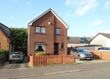 Thumbnail 3 bed detached house for sale in Mosshall Grove, Newarthill, Motherwell, North Lanarkshire