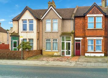 Thumbnail 3 bed terraced house for sale in East Hill, Dartford