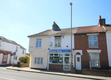 Thumbnail 3 bed terraced house to rent in Forton Road, Gosport