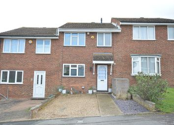 Thumbnail 3 bedroom terraced house to rent in Drake Road, Chessington, Surrey.