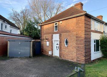 Thumbnail 2 bed semi-detached house for sale in Boyleston Road, Acocks Green, Birmingham, West Midlands