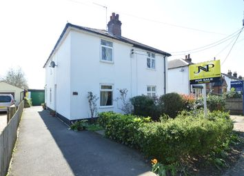 Thumbnail 2 bed semi-detached house for sale in Penn Road, Hazlemere, High Wycombe