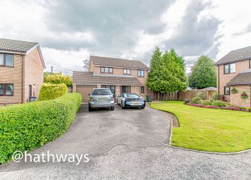 4 bed detached house for sale in Springfield Close, Croesyceiliog, Cwmbran NP44