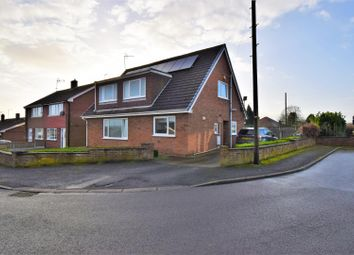 Thumbnail 3 bed detached bungalow for sale in Kennedy Rise, Walesby, Newark