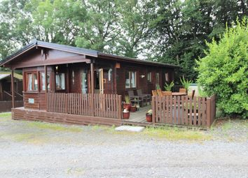 Thumbnail 2 bed mobile/park home for sale in Chapmans Well, Launceston