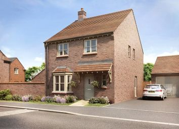 Thumbnail 4 bed detached house for sale in Plot 29, Heathcote Grange, Leicester Lane, Great Bowden, Market Harborough
