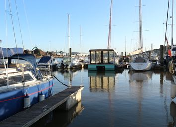 Thumbnail 2 bedroom houseboat for sale in The Yacht Harbour, Fort Road, Newhaven