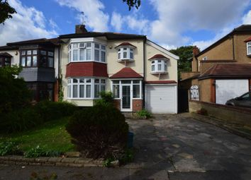 Thumbnail 4 bed terraced house to rent in Byron Avenue, South Woodford