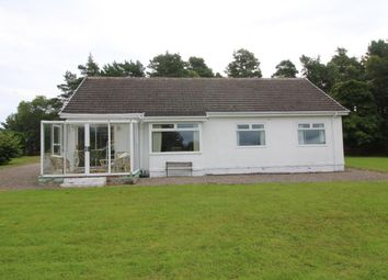 Thumbnail 3 bed detached bungalow for sale in Findon, Culbokie