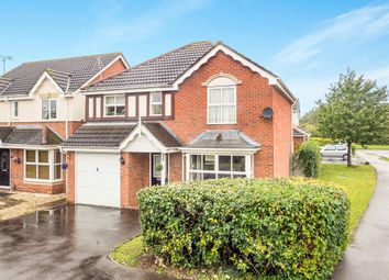 Thumbnail 4 bedroom detached house for sale in Mill Hill, Boulton Moor, Derby