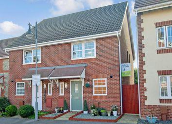 Thumbnail 2 bed semi-detached house to rent in Osborne Way, Bognor Regis