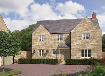 "Thumbnail 5 bed detached house for sale in ""The Elm"" at Cirencester Road, Tetbury"
