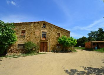 Thumbnail 4 bed farmhouse for sale in Corçà, Costa Brava, Catalonia, Spain