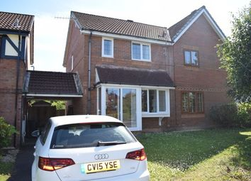 Thumbnail 3 bed semi-detached house to rent in Tal Y Coed, Hendy, Swansea
