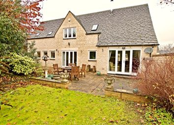Thumbnail 4 bed detached house for sale in The Paddocks, Bourton-On-The-Water, Cheltenham