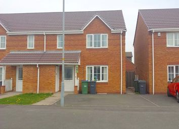 Thumbnail 3 bed semi-detached house for sale in Hobart Road, Tipton, West Midlands