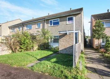 Thumbnail 3 bedroom end terrace house for sale in Burnt Close, Luton, Bedfordshire, Marsh Farm