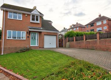 4 bed detached house for sale in Camerory Way, New Whittington, Chesterfield S43