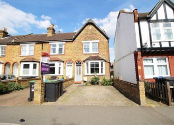 Thumbnail 3 bed end terrace house for sale in Elm Road, New Malden