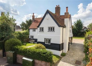 Thumbnail 3 bed detached house for sale in High Street, Walkern, Stevenage