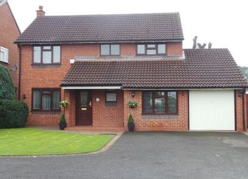 Thumbnail 4 bed detached house for sale in Beverley Close, Sutton Coldfield