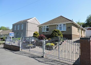 Thumbnail 2 bedroom detached bungalow for sale in Trallwn Road, Llansamlet, Swansea