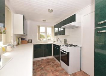 Thumbnail 1 bed semi-detached bungalow for sale in Sunset Close, Freshwater, Isle Of Wight