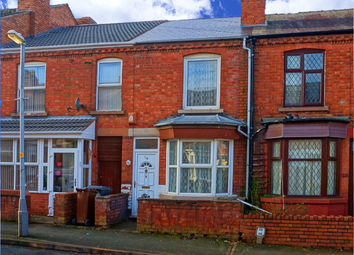 Thumbnail 2 bedroom terraced house for sale in Cardiff Street, Wolverhampton
