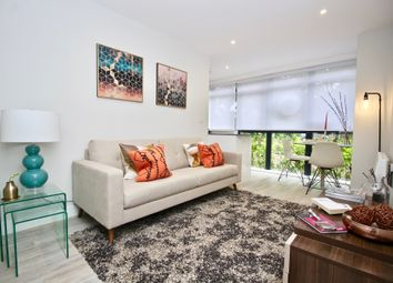 Thumbnail 1 bed flat for sale in Waterway House, Dwight Road, Watford, Hertfordshire