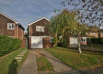 Thumbnail 4 bed detached house to rent in Highland Drive, Oakley, Basingstoke