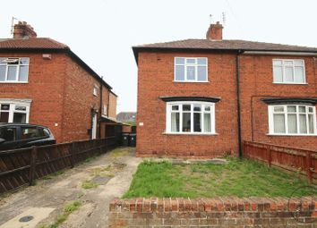 Thumbnail 2 bed semi-detached house to rent in Worton Drive, Darlington