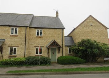 Thumbnail 2 bed terraced house for sale in Norlinton Close, Orlingbury, Kettering