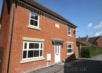 Thumbnail 4 bed detached house to rent in Daisy Walk, Sittingbourne