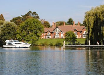 Thumbnail 3 bed flat for sale in Thames Bank, Thames Road, Goring