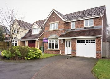 Thumbnail 4 bed detached house for sale in Ettersgill Close, Eaglescliffe, Stockton-On-Tees