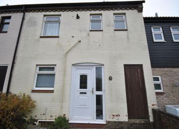 Thumbnail 4 bed end terrace house to rent in Harry Barber Close, Norwich