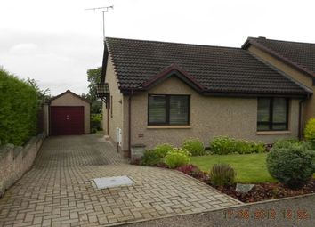 Thumbnail 2 bed bungalow to rent in Parkview, New Elgin, Elgin