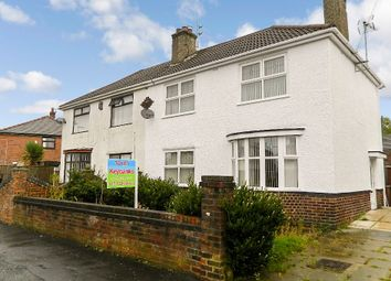 Thumbnail 3 bed semi-detached house to rent in Poplar Grove, Prescot