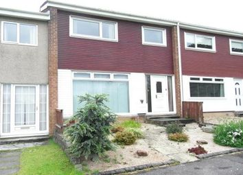 Thumbnail 3 bed terraced house to rent in Staffa, East Kilbride, Glasgow