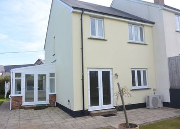 Thumbnail 3 bed semi-detached house to rent in Chapel Park, Spreyton, Crediton