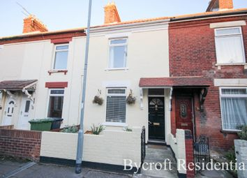 Thumbnail 3 bed terraced house for sale in Lichfield Road, Southtown, Great Yarmouth