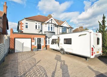 Thumbnail 4 bed semi-detached house for sale in Lower Higham Road, Gravesend