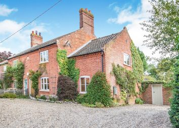 Thumbnail 3 bed property for sale in Rectory Road, Suffield, Norwich