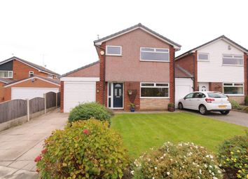Thumbnail 3 bedroom detached house for sale in Old Meadow Drive, Denton, Manchester