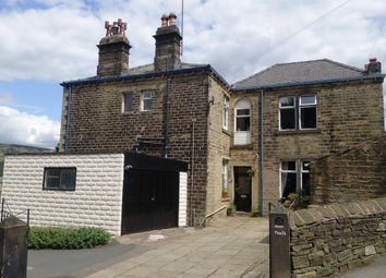 Thumbnail 5 bedroom end terrace house for sale in Manchester Road, Slaithwaite, Huddersfield